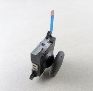 Image 3 - Mando de Joy Con para Nintendo Switch, pieza de reparación, mando 3D Con Cable flexible, 5 uds.