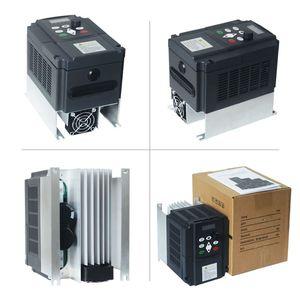 Image 5 - CNWEIKEN مكافحة ناقلات محول تردد 4.0kw مرحلة واحدة 220 فولت إلى ثلاث مراحل 220 فولت محلو التردد المتغير محرك التيار المتردد