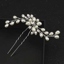 Pearl Hairpins Hairstyles Wedding Bridal Hair Pins Jewelry Accessories Hairwear Girls Clips For Women