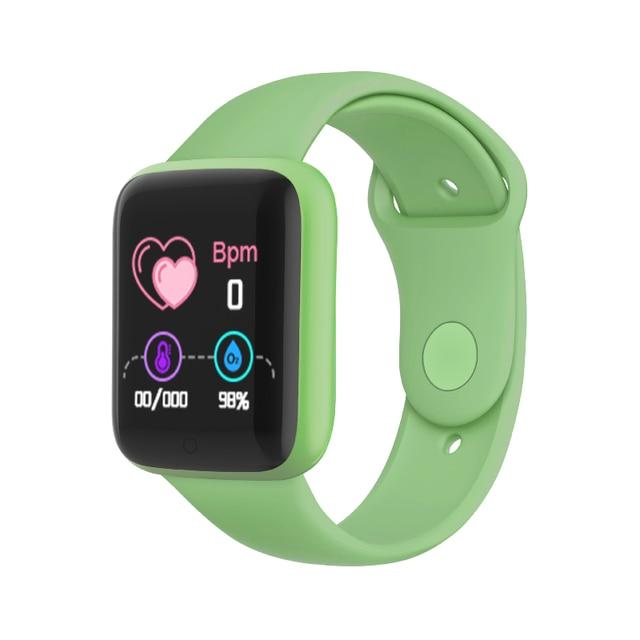 FEOOE Macarone Smart Bracelet Macarone Cross Border New Heart Rate and Blood Pressure Multifunctional Bluetooth Watch Yxm 2