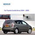 Yessun175 Fisheye Rückansicht kamera Für Toyota Corolla Verso 2004 2005 2006 2007 2008 2009 Backup Kamera/lizenz platte kamera-in Fahrzeugkamera aus Kraftfahrzeuge und Motorräder bei