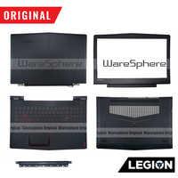 Original für Lenovo Legion Y520 R720 Y520-15 R720-15 Y520-15IKB R720-15IKB LCD Zurück Lünette Plamrest Bottom Basis SP UNS RUKeyboard
