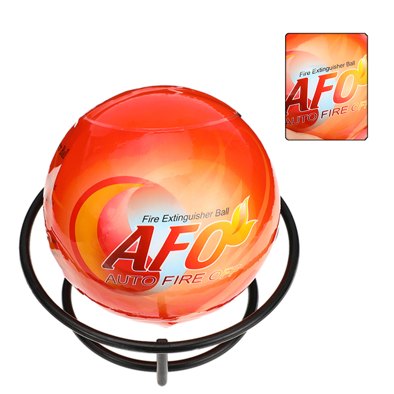 Anti-Fire Ball Easy Throw Stop Fire AFO Automatic Fire Extinguisher Ball Loss Tool Safety 0.77KG/1.7KG Auto Self Activation
