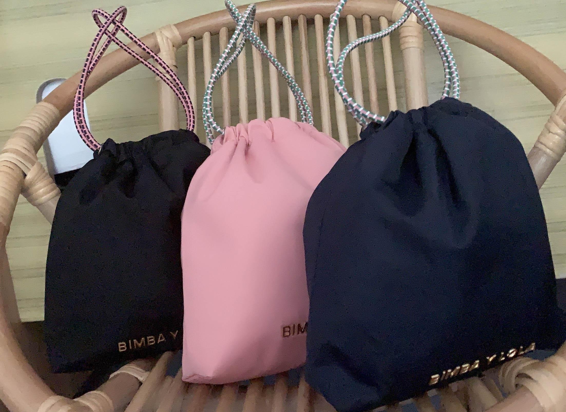 Bolsos Bimba Y Lola Mujer Verano 2020 Marca String Satch Bag Lady Wristlet Bag 23*21*5cm