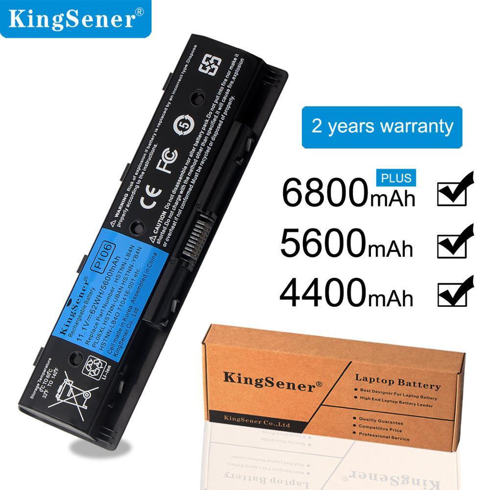 KingSener PI06 Battery For HP Pavilion 14 15 For Envy 14t 14z 15 15t 15z 17 17t M7 HSTNN-LB4N LB4O HSTNN-YB4N HSTNN-YB4O PI09