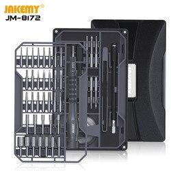 Jakemy JM 8172 wielofunkcyjny śrubokręt zestaw narzędzi do naprawy z S2 magnetyczne bity kierowcy dla domu DIY poprawy naprawa telefonu w Zestawy narzędzi ręcznych od Narzędzia na