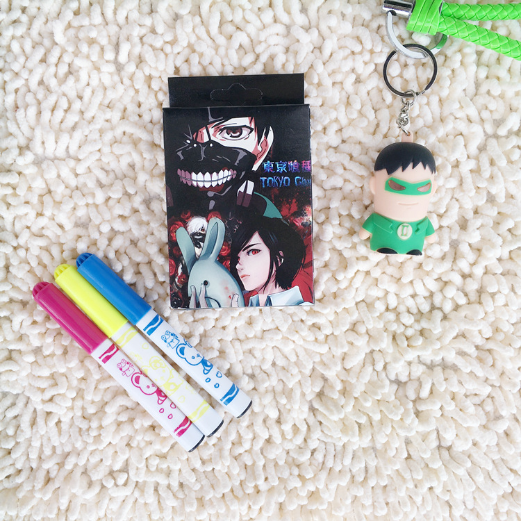 New Anime Tokyo Ghoul Playing Cards Game Cards Poker in Box