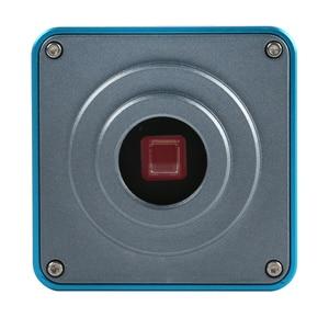 Image 5 - 1080P 60FPS 2 18K 38MP HDMI Usb 工業用電子デジタルビデオ顕微鏡カメラ TF ビデオレコーダー + 180X 300X 100X C マウントレンズ