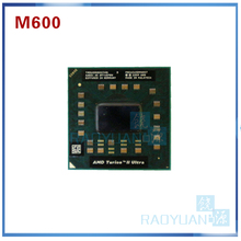 AMD Turion II Ultra Dual Core Mobile M600 TMM600DBO23GQ 2,4G 2M cpu latop prozessor Buchse S1