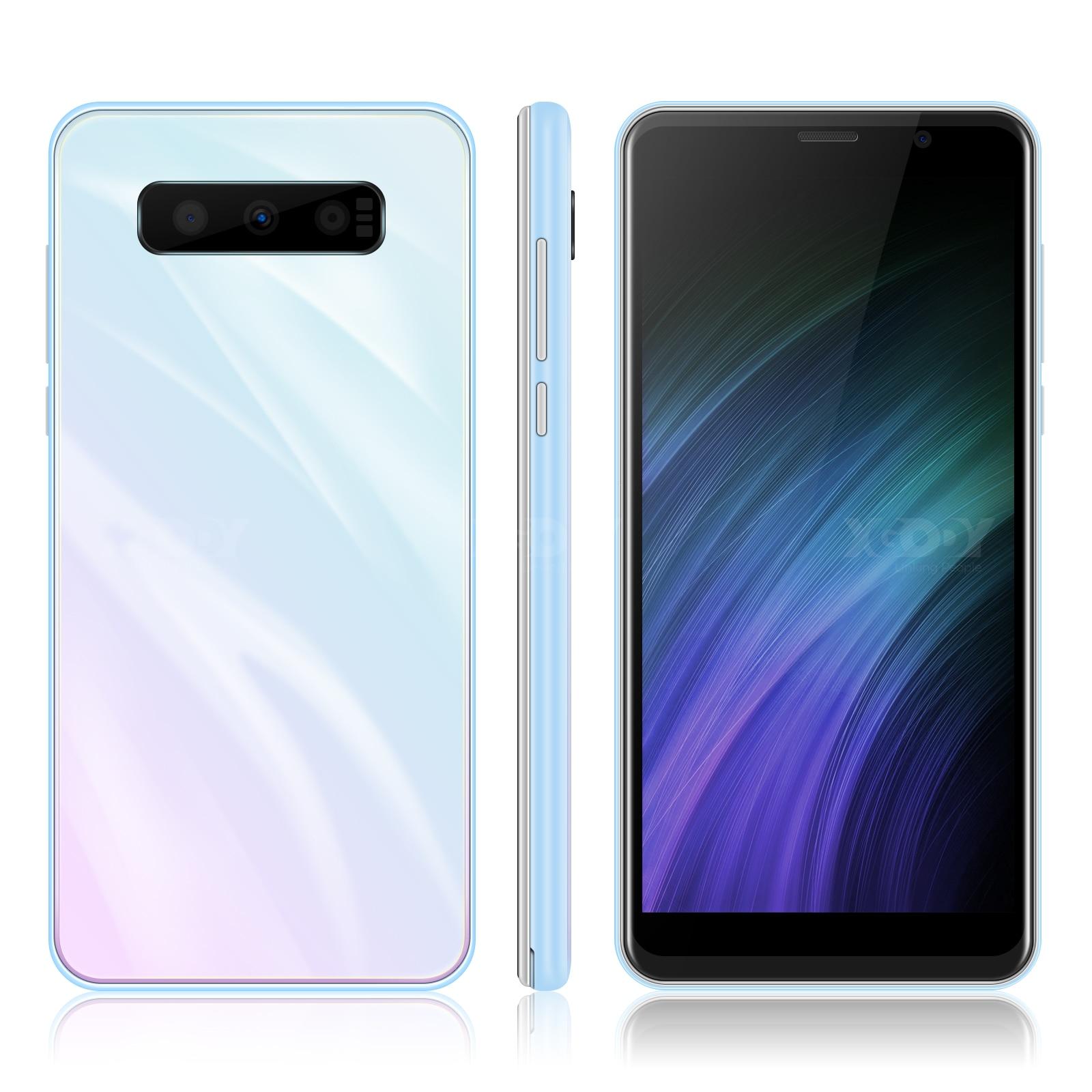 XGODY 3G Smartphone 2GB RAM 16GB ROM  5.5'' 18:9 Full Screen  MT6580 Quad Core Mobile Phone Dual Sim 5MP 2500mAh S10 Cellphone