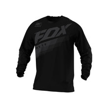 2021 Mtb Fox Jersey Motocross Cycling Off Road Dirt Bike Riding ATV MTB DH Men's Racing Long Sleeve Shirt FXR Motorcycle bike
