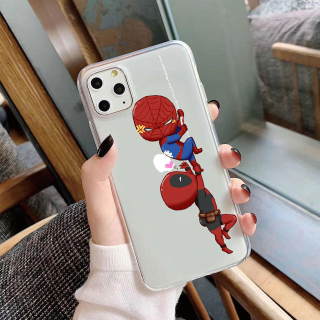 Deadpool Phone Cases For Iphone (15 Designs)  4