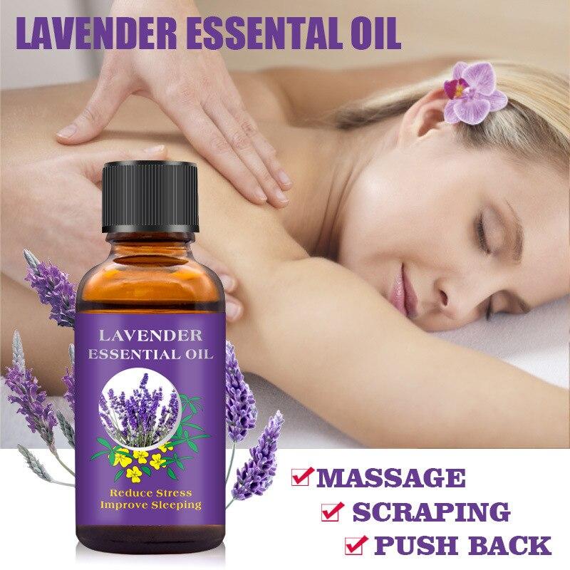 30ml Ätherisches Massage Aroma Öle Rose Lavendel Ätherische Öle Für Aromatherapie Diffusoren Massage Düfte Öl