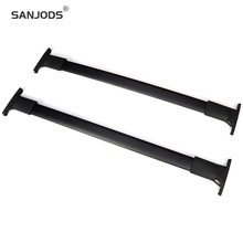 цена на SANJODS Car Roof Rack Crossbar Fit For 2014 - 2019 Ford Escape Aluminum Luggage Rack Crossbars Cargo Rooftop Carrier