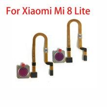 Для xiaomi mi 8 lite Мобильный телефон Аксессуары датчик отпечатков
