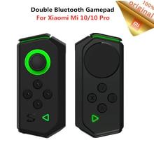 Xiaomi czarny rekin lewy prawy Gamepad z futerałem połączeniowym do przenośnego kontrolera gier Bluetooth Xiaomi Mi 10/10 Pro