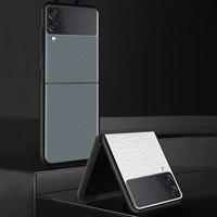 黒サムスンギャラクシーz 3 5グラム携帯電話バッグzflip 6.7