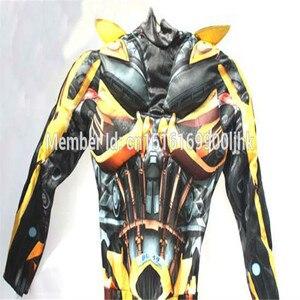 Image 3 - 2020 костюм супергероя из фильма Оптимус Прайм бумблби мускул для костюмированной вечеринки Детский костюм на карнавал, Хэллоуин, подарки