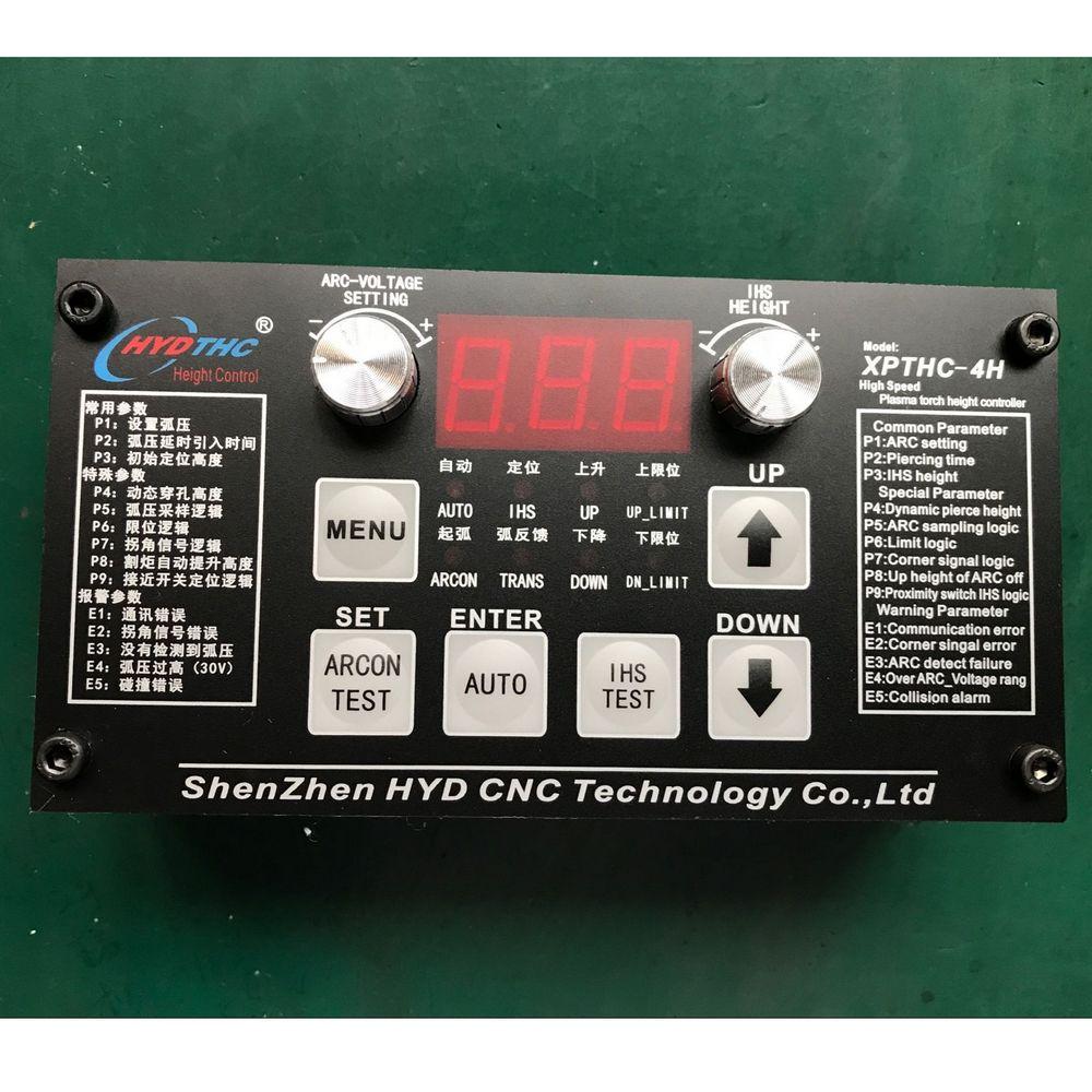 HYD xpthc-4h arc druckregler HYDTHC arc druck controller CNC plasma schneiden maschine regler