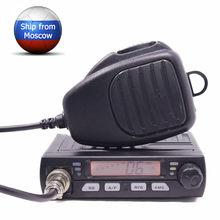 Rádio de carro ultra compacto am fm, mini mobie cb 25.615-30.105mhz 4w/8w amador estação CB-40M rádio de banda cidadão AR-925