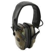 MOOL Elektronische Jagd Ohr Schutz NRR22DB Sound Verstärkung Noise Reduktion Ohr Muffs Professionelle Jagd Ohr Defender