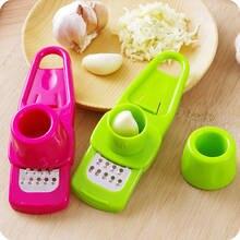 Слайсер для чеснока необычная фотография кухонные инструменты