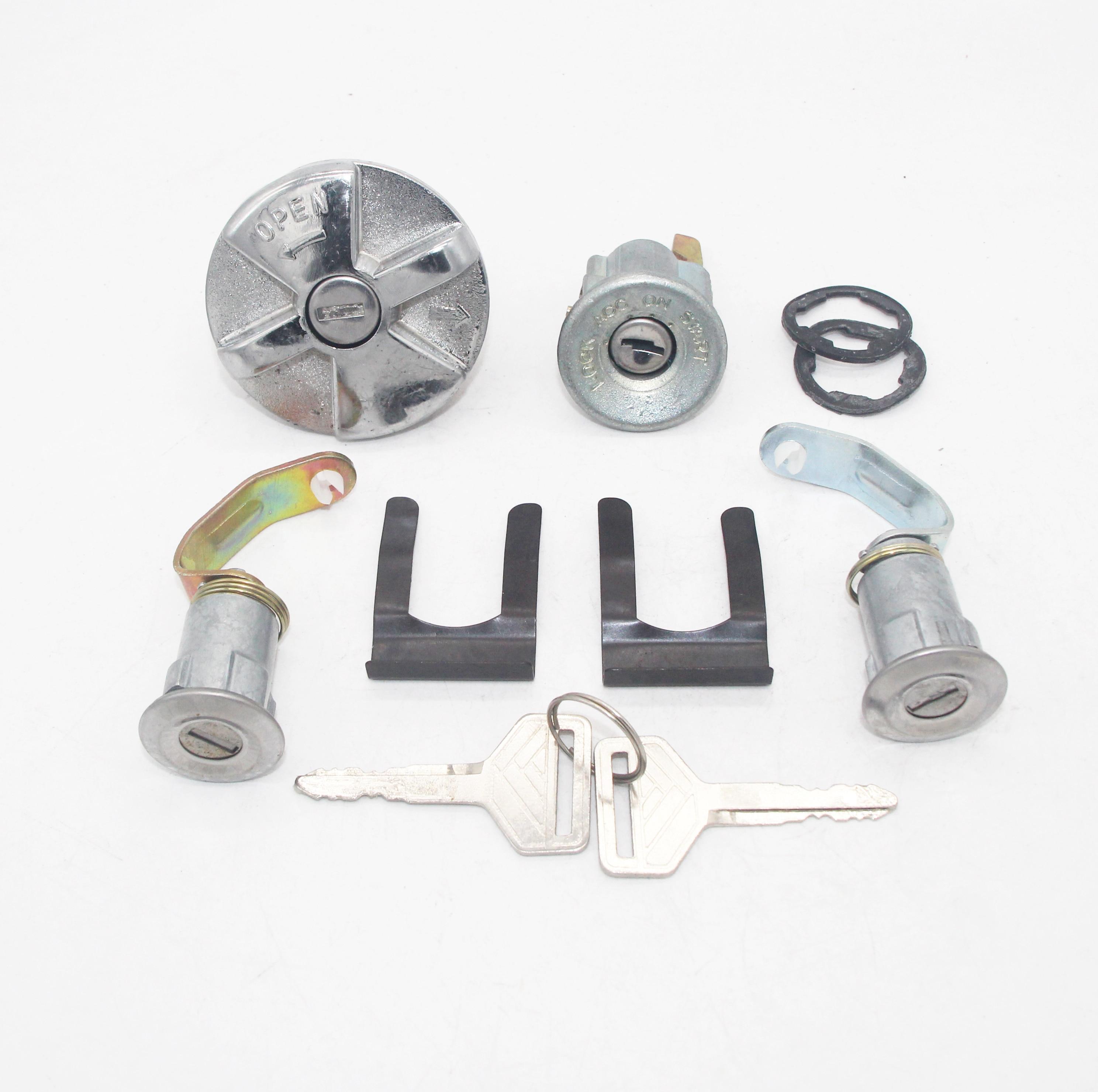 69005-90303 fechadura da porta do interruptor de chave do tambor de ignição conjunto bloqueio de gás para toyota land cruiser fj40 series