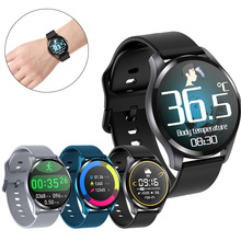 Smart Watch Heart Rate Fitness Tracker Watches Men Women Blood Pressure Monitor Waterproof Sport Smartwatch For Android IOS