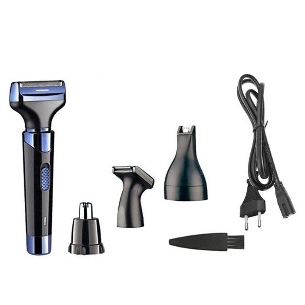 Outil d'épilation Rechargeable pour les oreilles de nez Rechargeable pour rasage adulte électrique Portable léger outil de nettoyage pratique pour tondeuse Vibrissae
