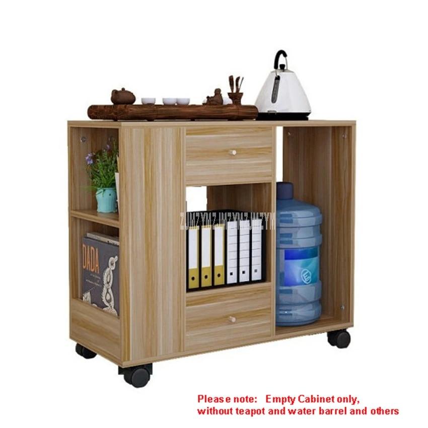 armoire a the en bois moderne simple 70cm de hauteur meuble de rangement d angle de salon avec tiroir bibliotheque