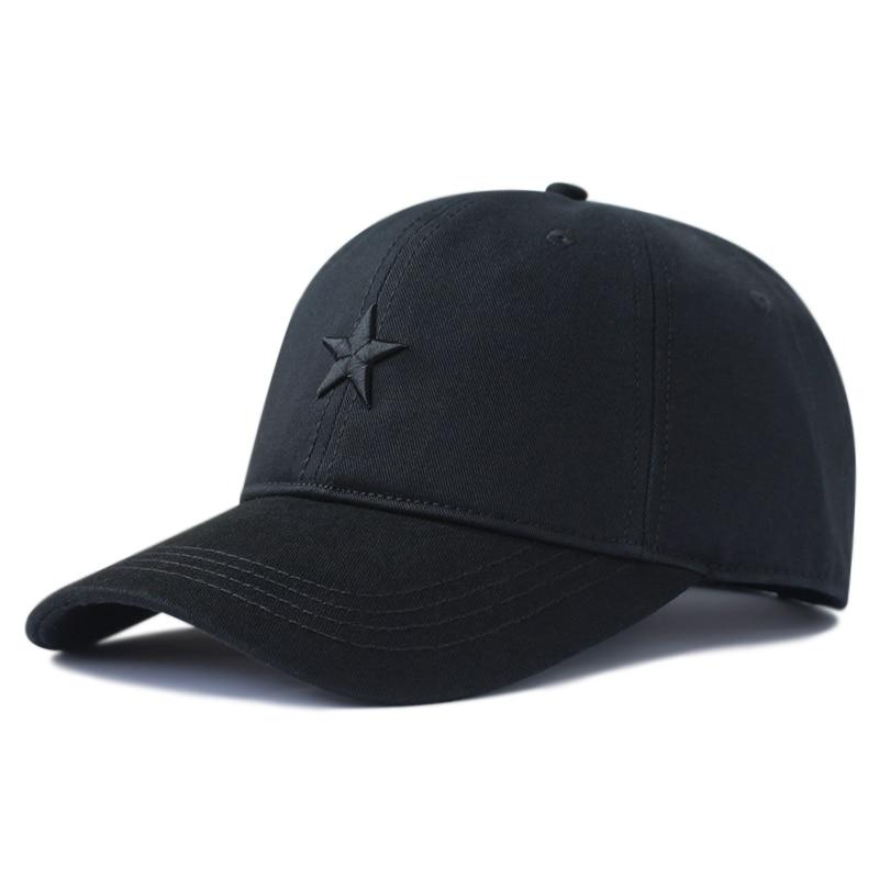 2020 Top Quality Cotton Soft Sun Hats Big Bone Man Causal Peaked Hat Male Plus Size Baseball Caps 56-61cm 62-68cm