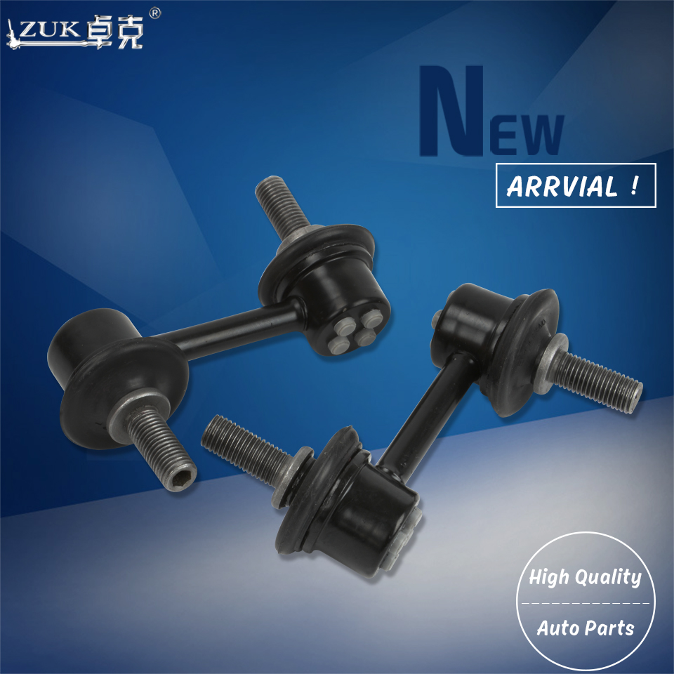 ZUK 2PCS Left+Right Front Sway Bar Stabilizer Link For HONDA ACCORD CM4 CM5 CM6 2003 2004 2005 <font><b>2006</b></font> 2007 For <font><b>Acura</b></font> <font><b>TL</b></font> <font><b>2006</b></font> image