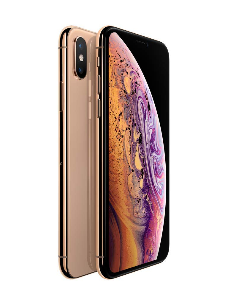 Apple IPhone Xs, Version, 4G/LTE/Wi-Fi, Color Gold (Gold), 6 Internal 4GB De Memoria, 4GB Ram, Screen 5.8