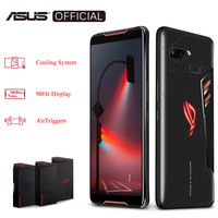 Global Version ASUS ROG Phone ZS600KL Smartphone 8GB RAM 128/512 ROM Snapdragon™ 845  Adreno™ 630 NFC Android 8.1 OTA Update