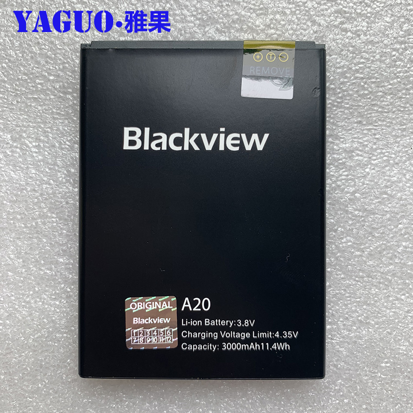 100% NEW  Blackview A20 Battery 3000mAh Back Up Battery Replacement For Blackview A20 Pro Smart Phone