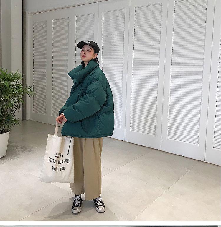 LizKova Style Cotton Coat 12