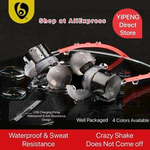 Image 4 - Ovleng S18 Draadloze Bluetooth Koptelefoon Sport Nekband Magnetische Oordopjes Microfoon Handsfree Stereo Bass Waterdichte Oortelefoon