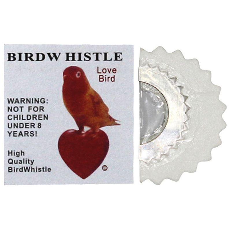 Bird Whistle Swiss Warbler Original Magic Tweeting Noisemaker Toys Tricks Gag R7RB