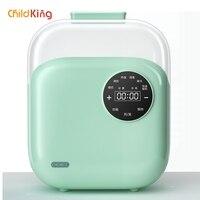 Calentador de leche ChildKing Universal  doble botella  lactancia de leche materna  alimentación de bebé  sistema termostático inteligente
