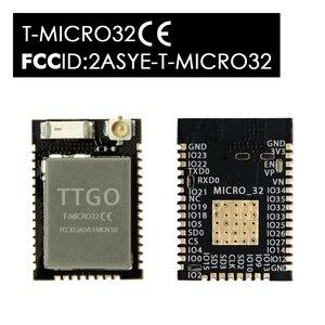 Image 5 - Ttgo Micro 32 V2.0 Wifi Draadloze Bluetooth Module ESP32 PICO D4 Ipex ESP 32 Voor 5 Stuk (10 Stuk) = 1Set