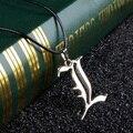 Ожерелье «тетрадь смерти», модное Ювелирное Украшение в стиле аниме, кулон для косплея, не стандартное, унисекс, аксессуары