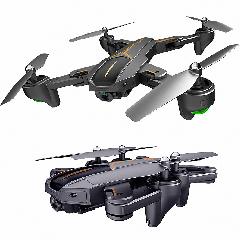 Remote-control Four-axis Aircraft WiFi High-definition Aerial Photography Image Return Remote-controlled Unmanned Vehicle Set Hi