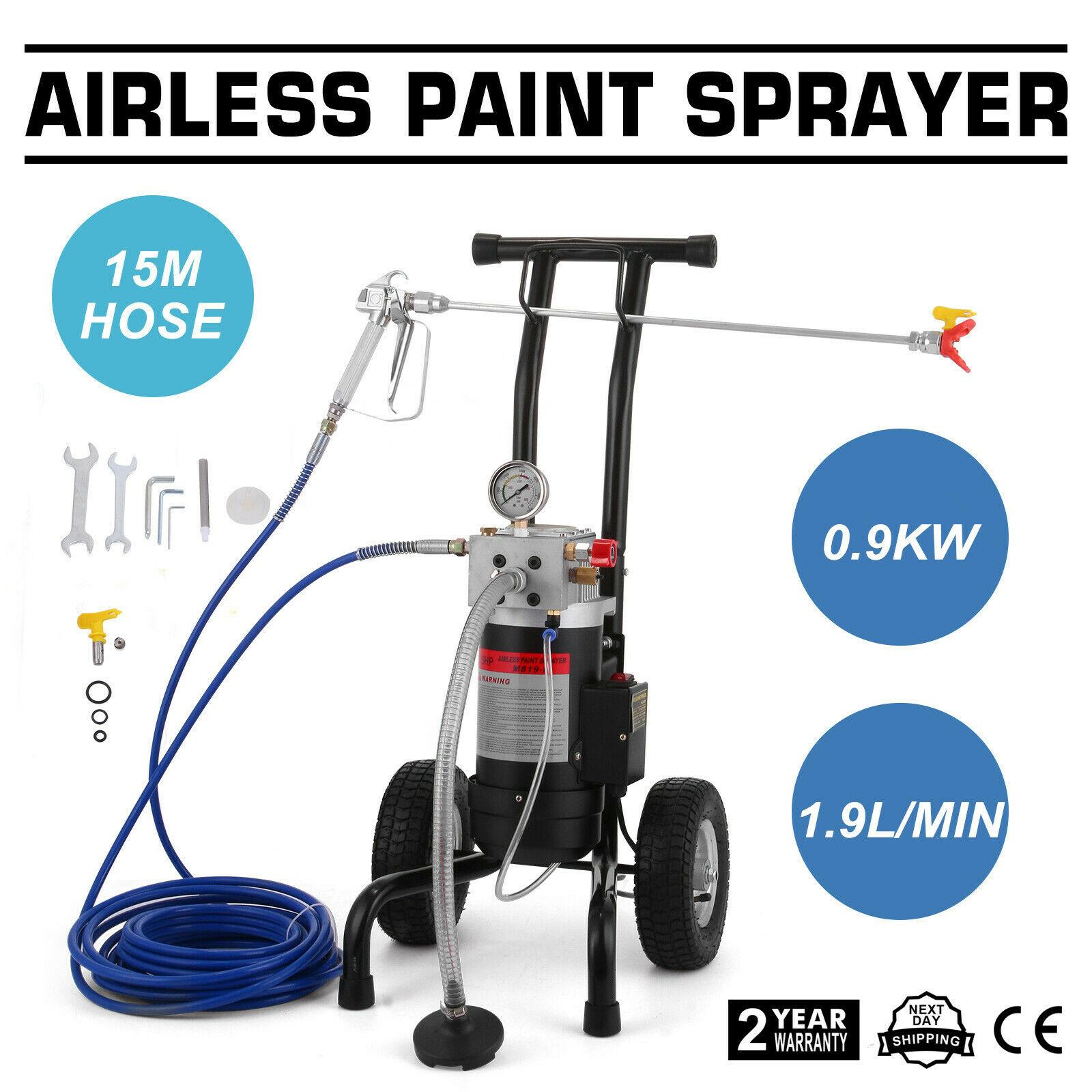 Paint sprayer all in one paint sprayer Airless M819 ABP paint sprayer 1.9L / MIN Garment Steamer Parts     - title=