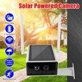1080P Солнечная камера IP камера видеонаблюдения с WiFi уличная Водонепроницаемая камера наблюдения s ночного видения аудио PIR Домашняя безопасн...