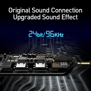 Image 5 - Baseus 3 Trong 1 Cổng USB Type C OTG Adapter USB C Đến 18W Sạc Nhanh Jack Aux 3.5 Mm Tai Nghe Chụp Tai cáp OTG Cho Máy Samsung Note 10