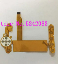 NEW Keyboard Button Rear Cover Flex Cable For Nikon D90 Digital Camera Repair Part