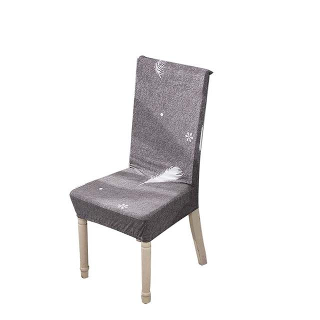 2020 Hot Sale Elastic Pattern Chinese Dining Chair Cover Sofa Bag
