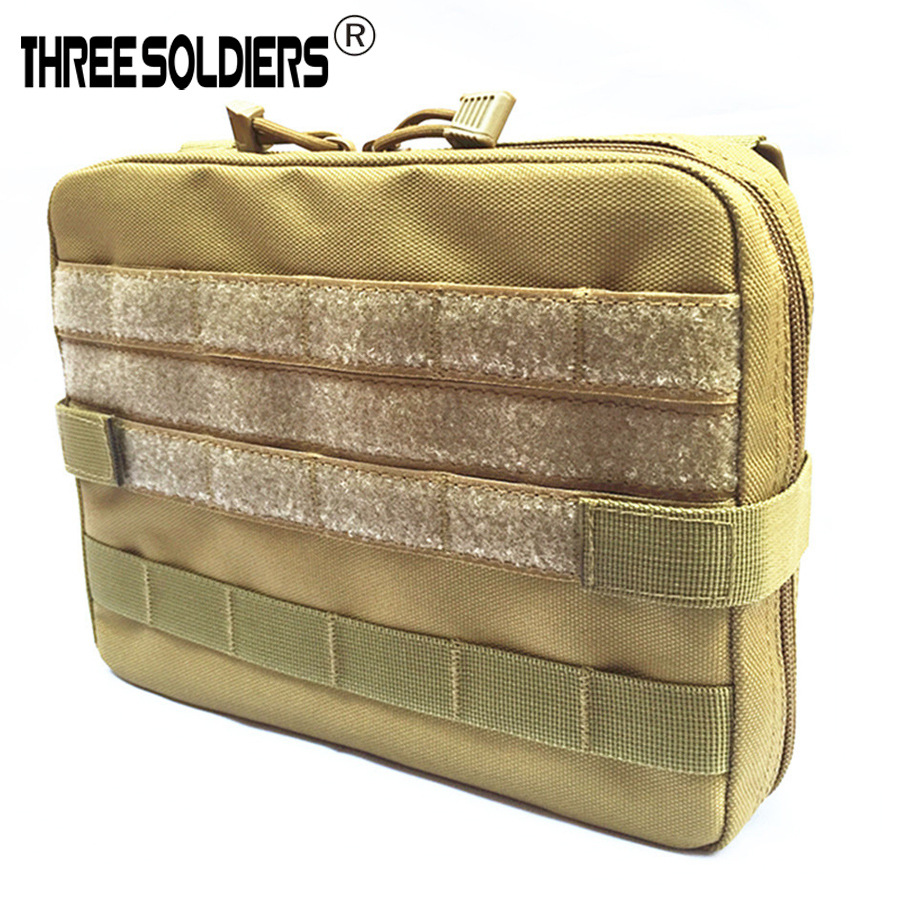 Roman Outdoor Molle Tactical Accessory Kit Multi-functional Condor Life-Saving Medical Kit Army Fans Vest Accessories Bag