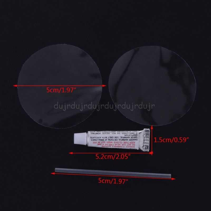 ビニール接着剤修理インフレータブルウォーターマットレス Pvc パッチ粘着プール修復 Au28 19 ドロップシップ