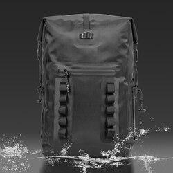 Sacchetto impermeabile Zaino 30L roll top Super Dry bag TPU Nuoto Fiume trekking Esterno di Campeggio di Sport Attività